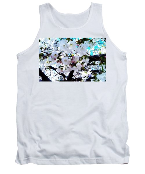 Blanche Tank Top by Vanessa Palomino