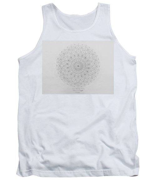 Wave Particle Duality Original Tank Top