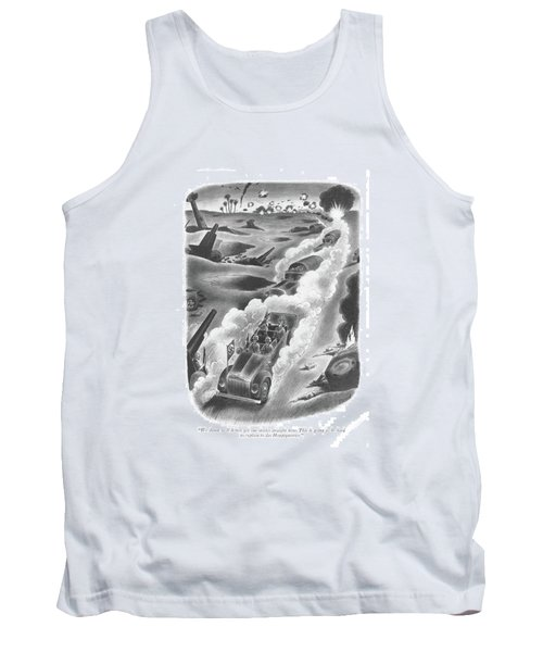 We Damn Well Better Get Our Stories Straight Now Tank Top
