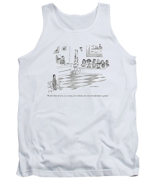 We Find That All Tank Top
