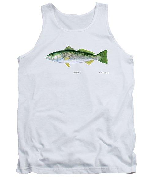 Weakfish Tank Top