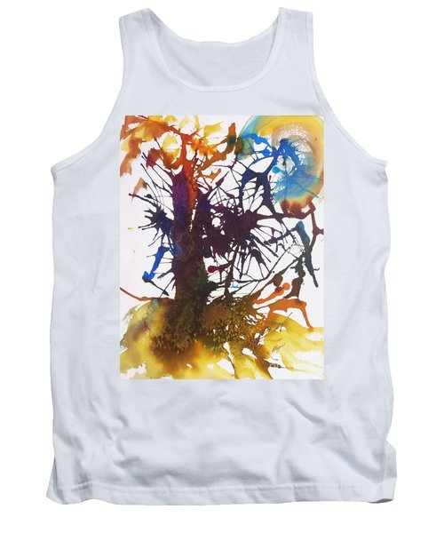 Web Of Life Tank Top