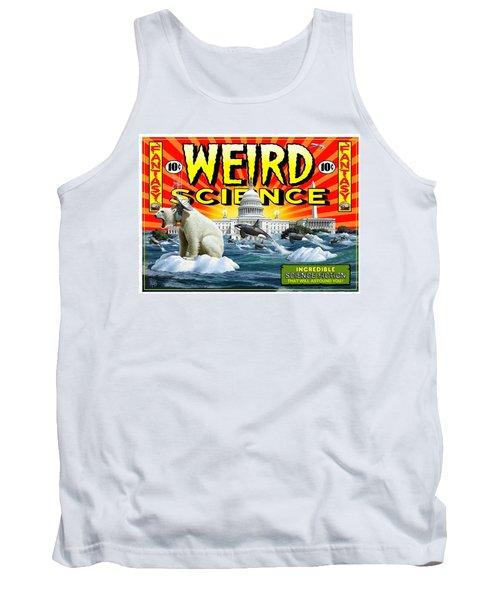 Weird Science Tank Top