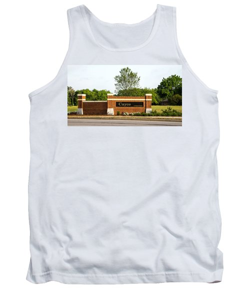 Welcome To Cayce Tank Top