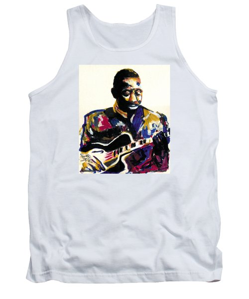 Wes Montgomery Tank Top by Everett Spruill