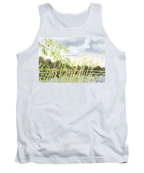 West Bay Napanee River Tank Top