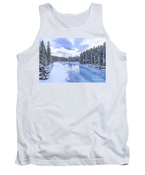 When The Trees Were Silenced Tank Top