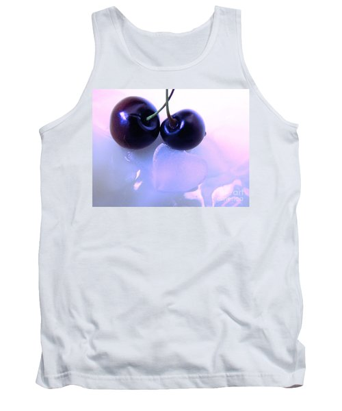 When Two Hearts Become One Tank Top