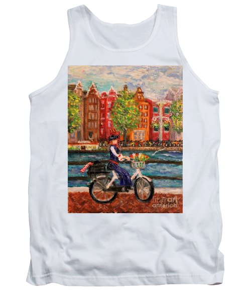 Where To ... Amsterdam Tank Top