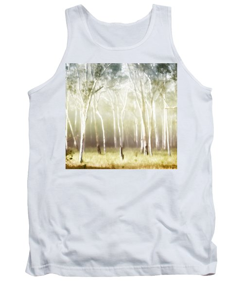 Whisper The Trees Tank Top by Holly Kempe