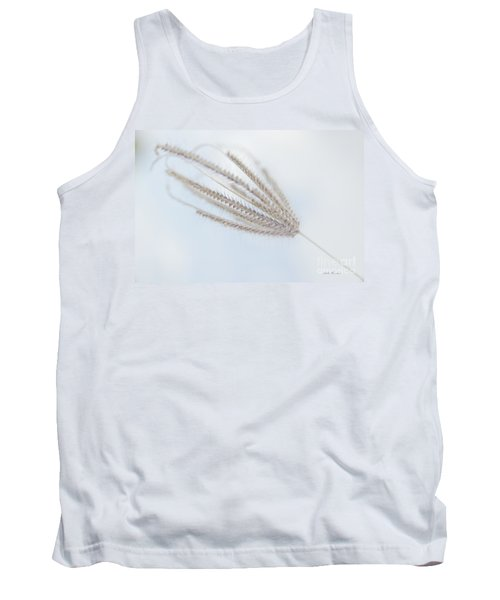 Whispering Weed Tank Top