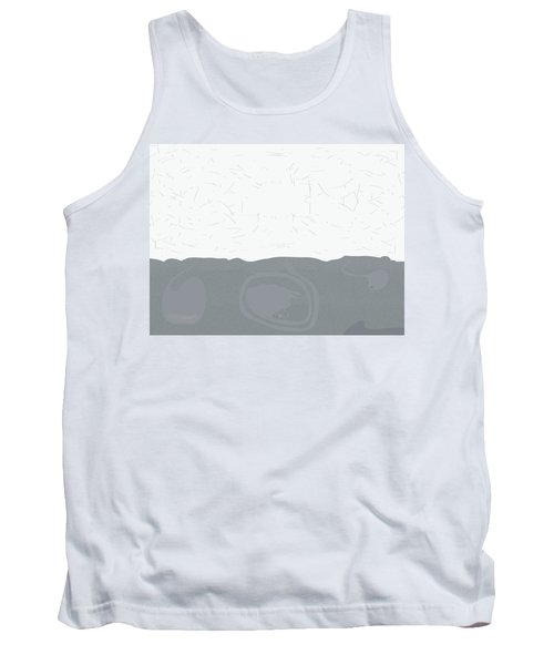 Why Shouldn't There Be Secrets Buried Tank Top by Kevin McLaughlin