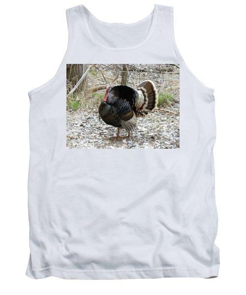 Wild Turkey Mnt Zion Ut Tank Top