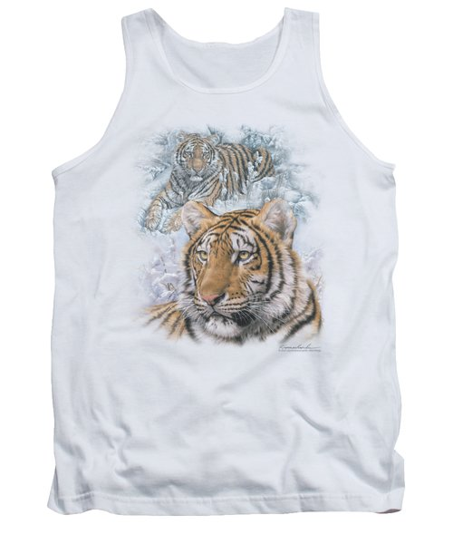 Wildlife - Tigers Tank Top