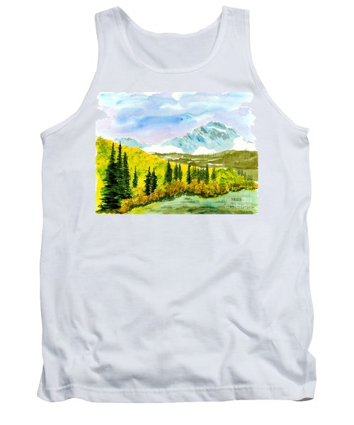 Willard Peak Tank Top
