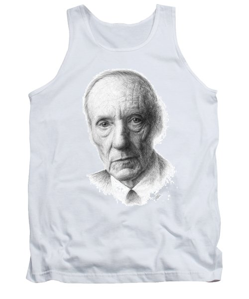 William S. Burroughs Tank Top