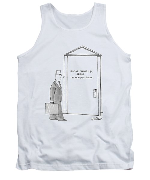 Willson, Carswell & Griggs The Balanchine Version Tank Top