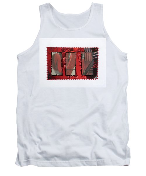 Window Panes Tank Top