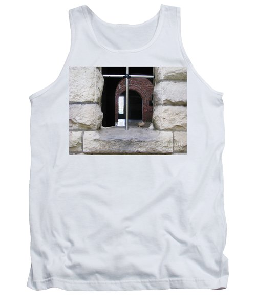 Window Watcher Tank Top