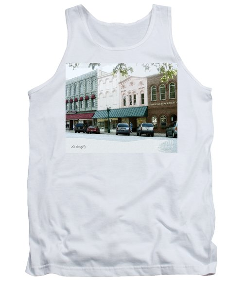 Windows On The Square Tank Top