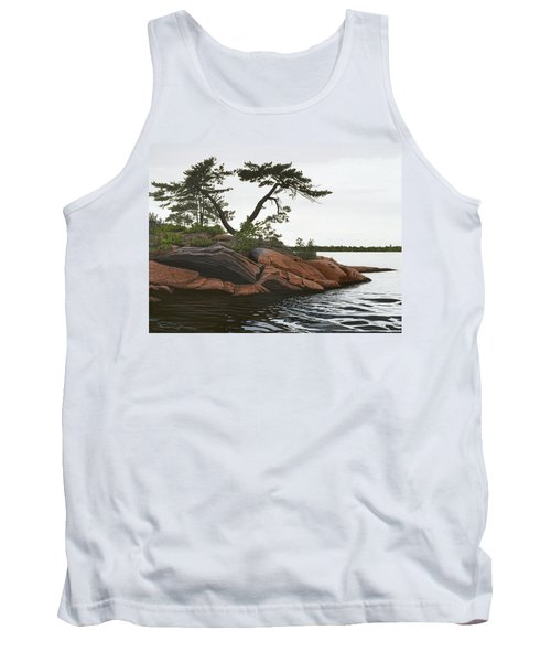 Windswept Tank Top by Kenneth M  Kirsch