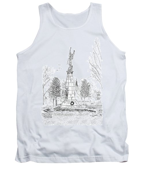 Winged Victory Tank Top
