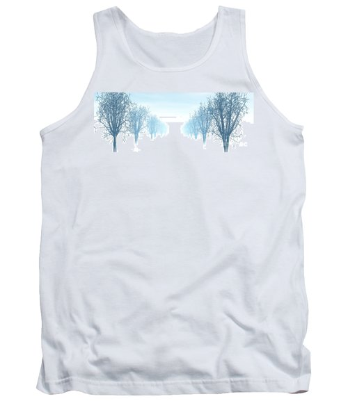 Winter Avenue Tank Top