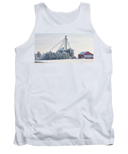 Winter Farm  7365 Tank Top