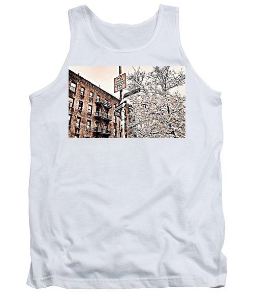 Winter In The Bronx Tank Top