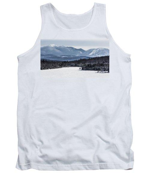 Winter Mountains Tank Top