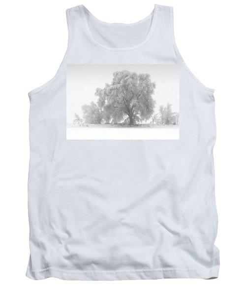 Winter Tree Tank Top