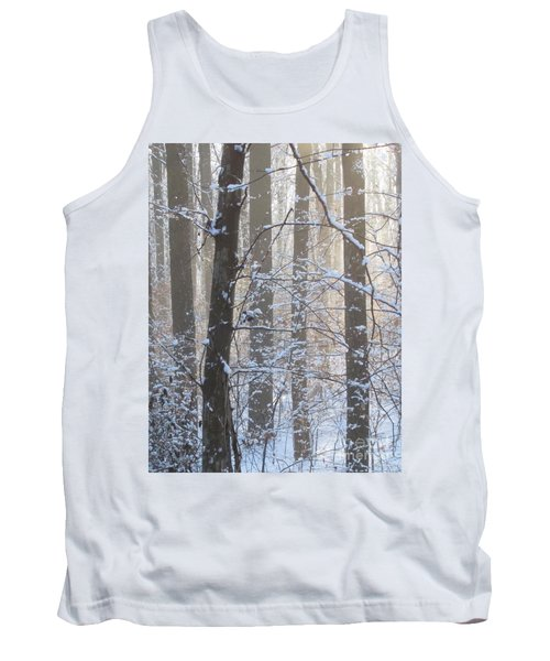 Winter Woodland Tank Top