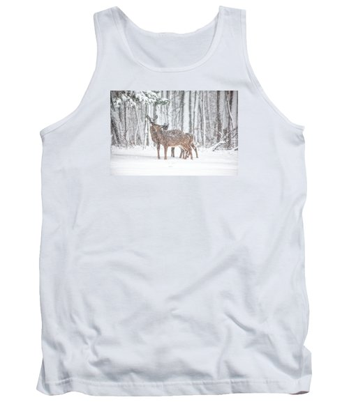 Winters Love Tank Top