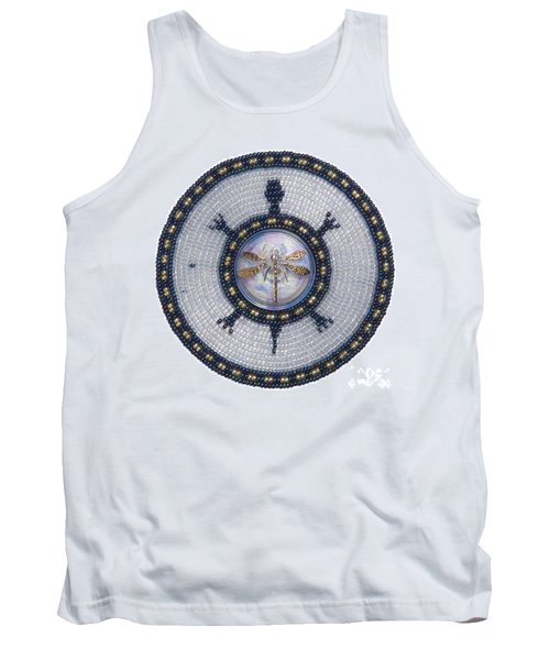 Wishing Pond Turtle Tank Top