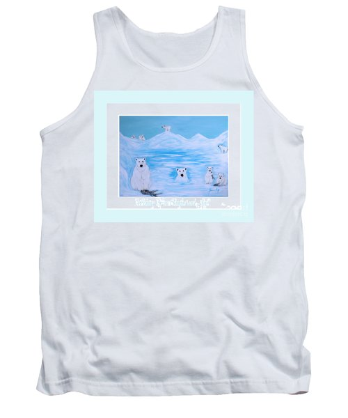 Wishing You Comfort And Joy Tank Top