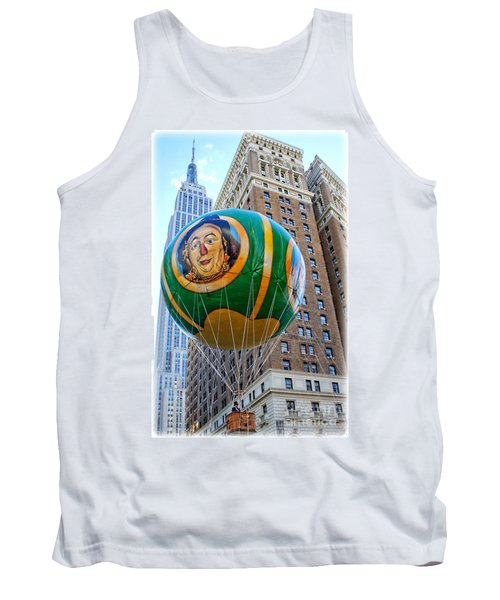 Wizard Of Oz In New York  Tank Top