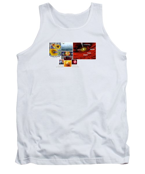 Womb With A View Tank Top by Peter Hedding