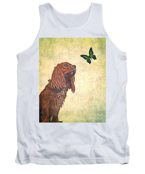 Wonders Of Nature Tank Top