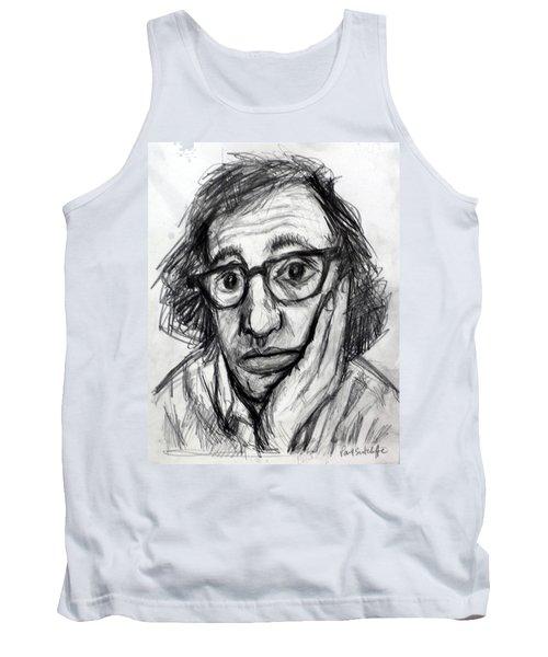 Woody Allen Tank Top