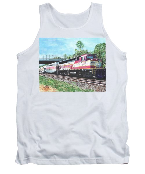 Worcester Bound T Train Tank Top