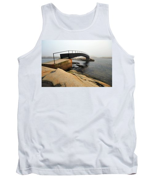 Tank Top featuring the photograph World's End 3 by Randi Grace Nilsberg