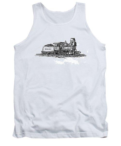 W.p.c..r. Loco Tank Top