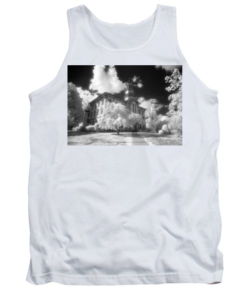 Wyoming County Courthouse Tank Top