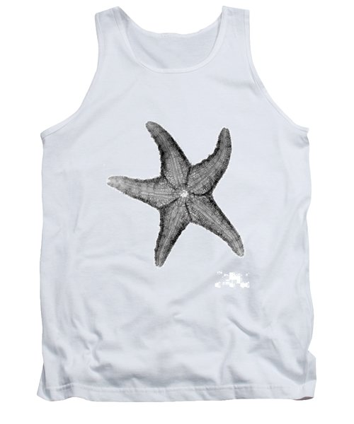 X-ray Of Starfish Tank Top