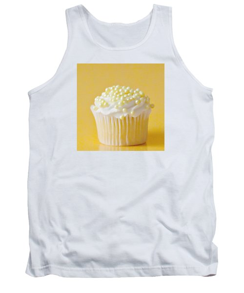 Yellow Sprinkles Tank Top by Art Block Collections