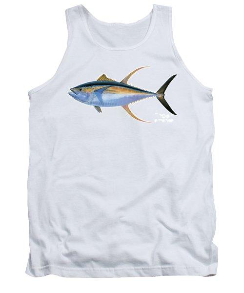Yellowfin Tuna Tank Top