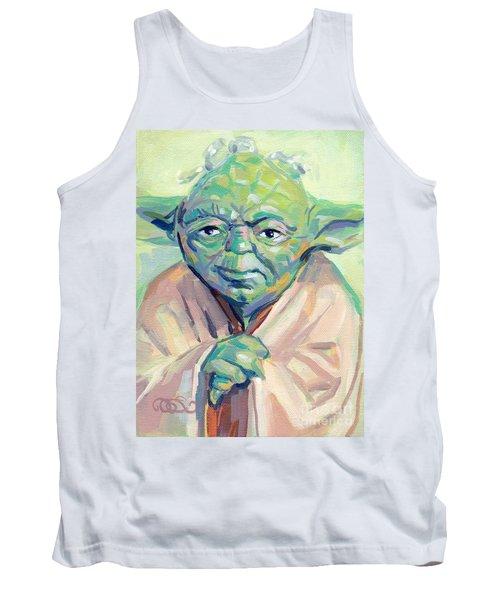 Yoda Tank Top
