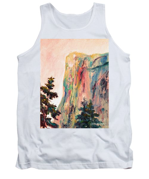 Yosemite El Capitan Tank Top