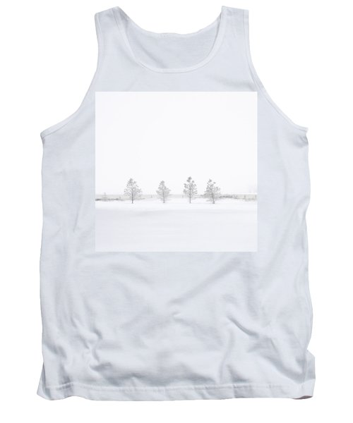 You're Hardly There Tank Top