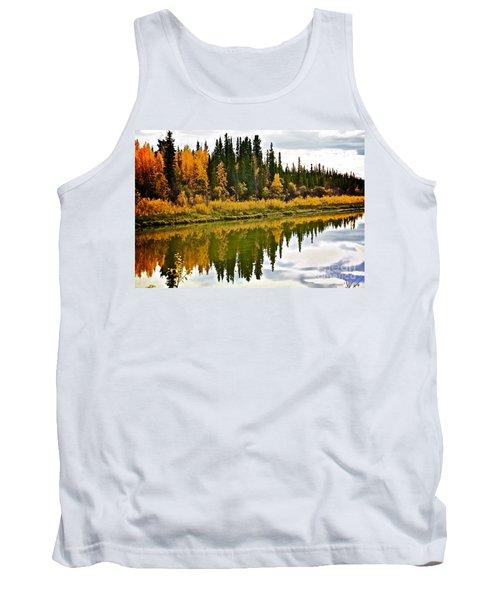 Yukon Autumn Tank Top